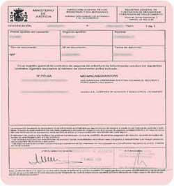 original Death Certificate